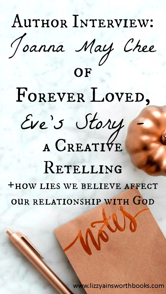Forever Loved Author Interview