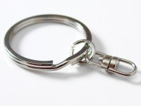 Key Chain Split Rings