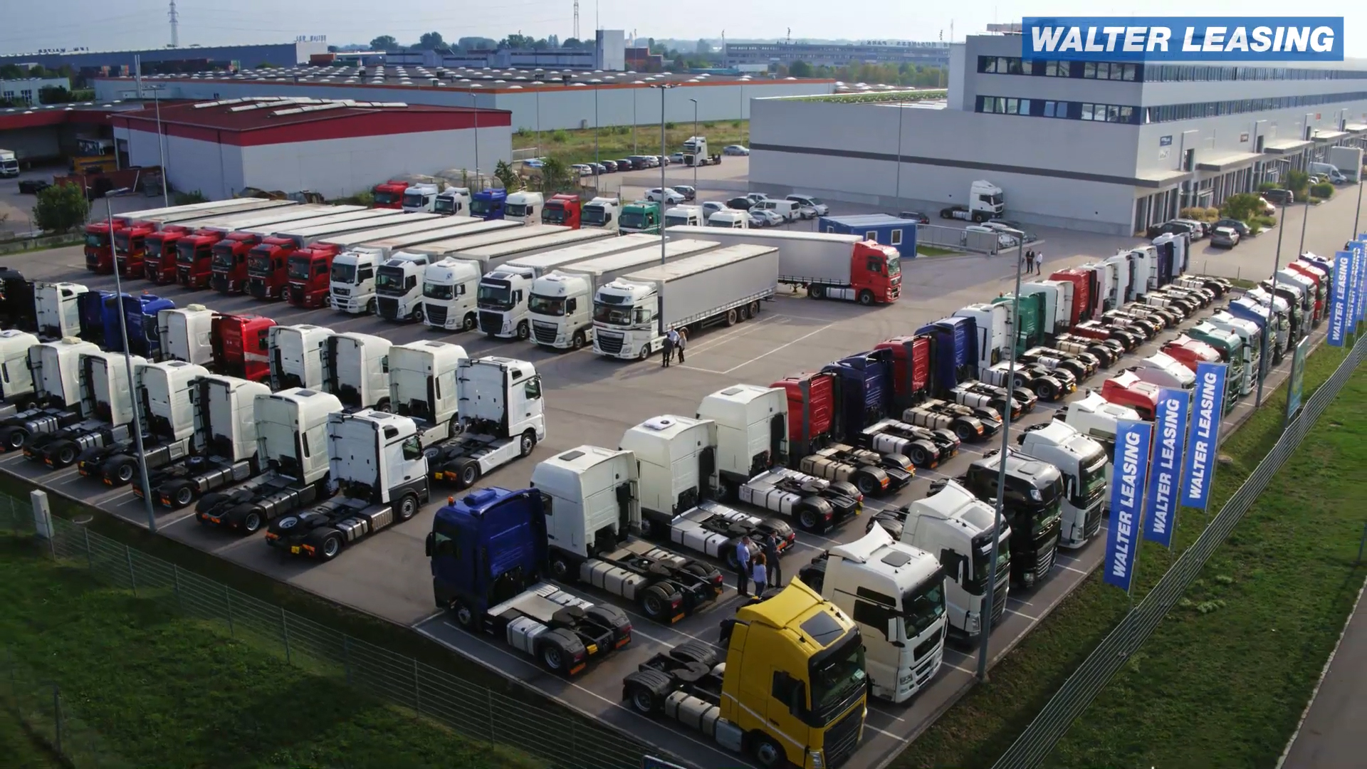 Container Haus Firmen Other Companies Within The Walter Group Lkw Walter