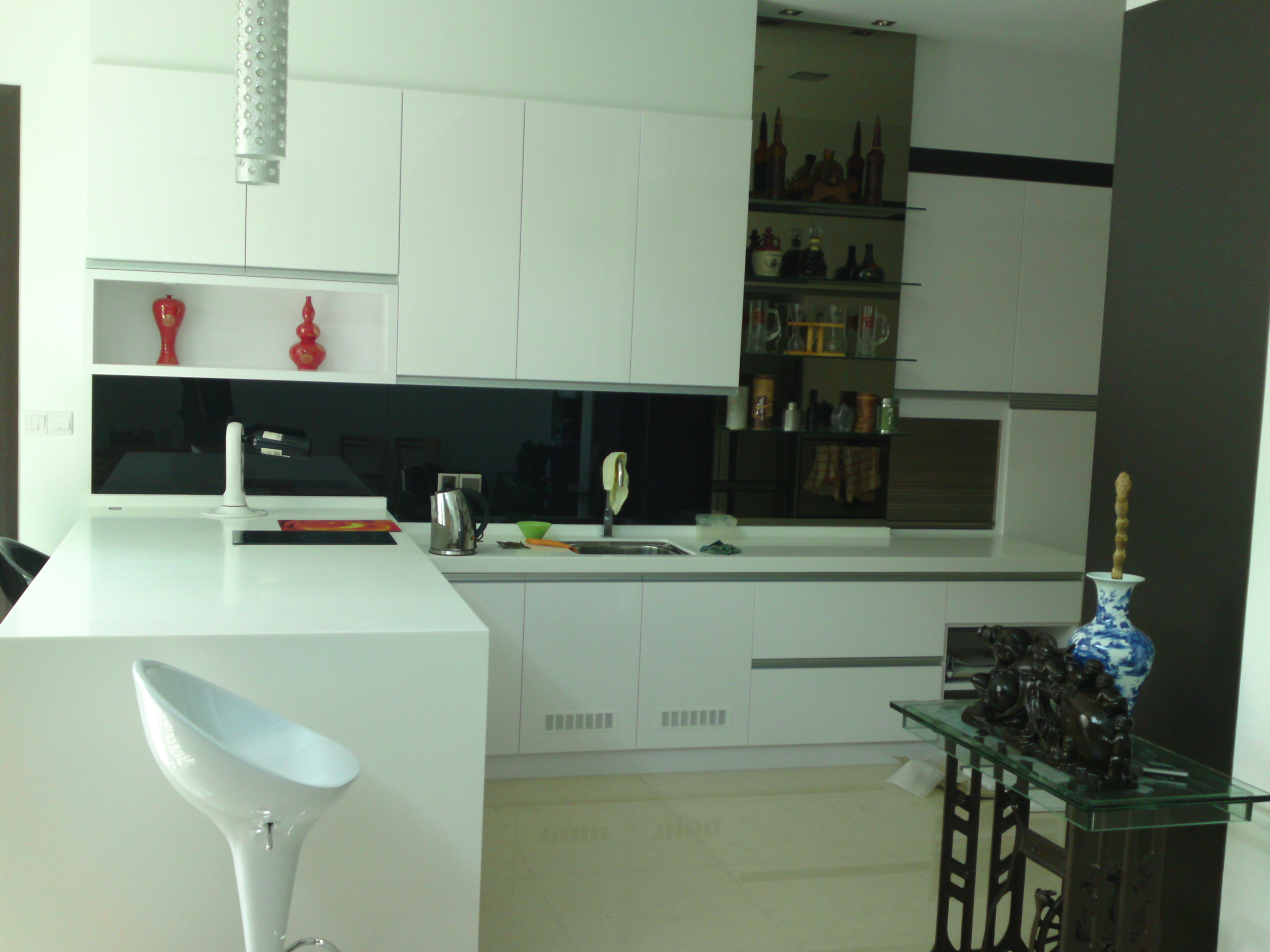 Kitchen Cabinets Online Malaysia White High Gloss Kitchen Design