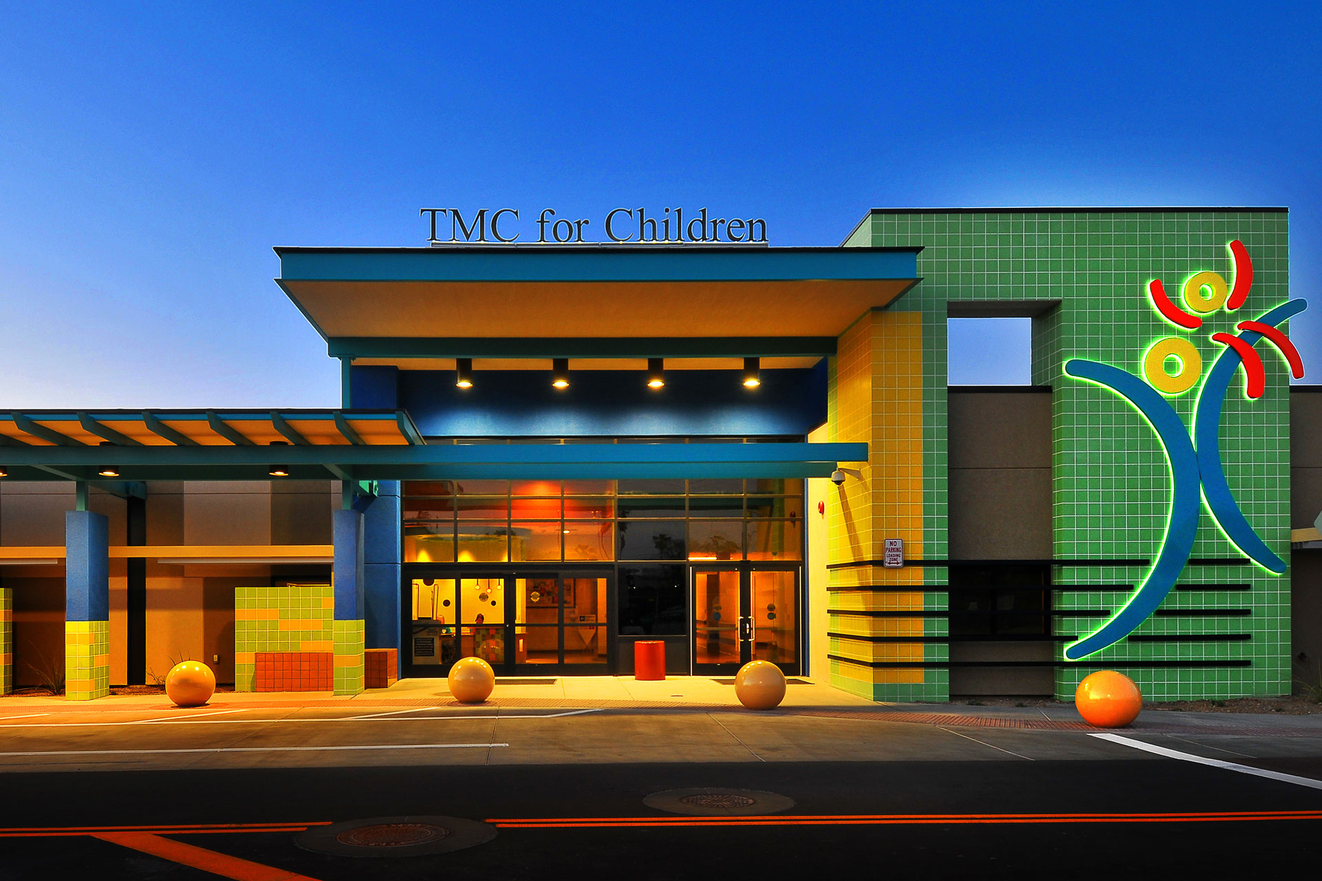 Tucson Home Builders Tucson Medical Center Pediatrics Expansion And Mother Baby