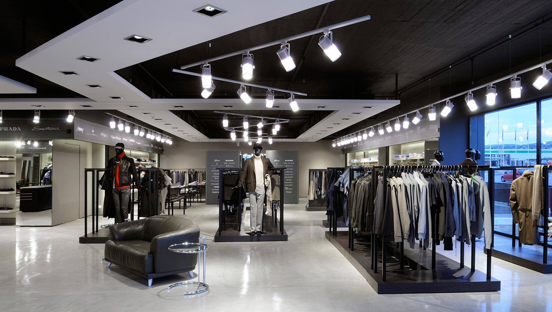 Ceiling Design Retail Commercial Electrician Knoxville Tn Lloyd S Electric Service