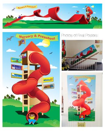 Awana Summer Program Poster