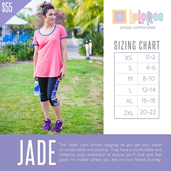 LuLaRoe Styles, Sizes and Pricing - LLR by Julie Cox