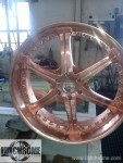Wheels - Chrome Plating - In Process - Auto