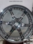 Wheels - Chrome Plating - After - Auto