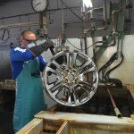 Experts in Chrome Plating Wheels