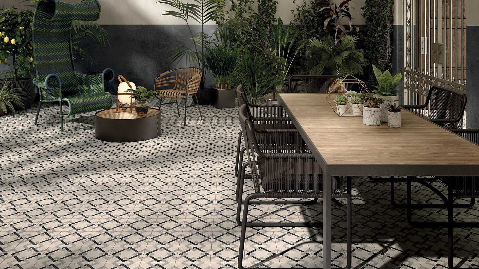 Meubles Design Toulouse Imitations Carreaux Ciments - Lmcs La Maison Du Carrelage