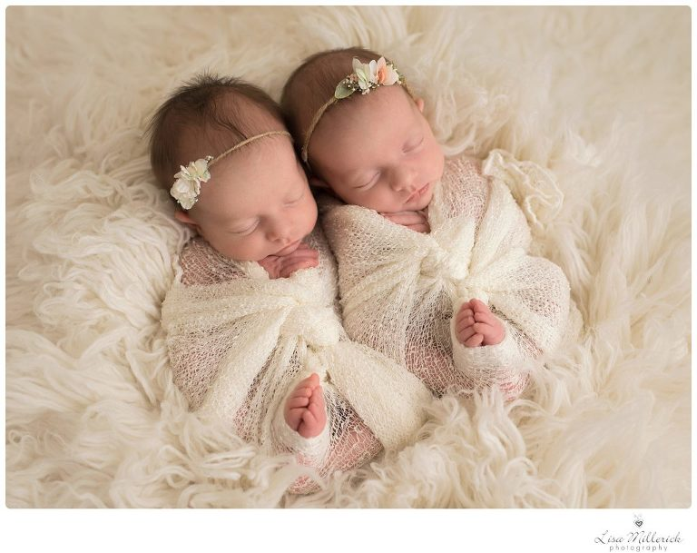 Newborn Babies Twins Newborn Baby Girl Twins Newborn And Family Photographer