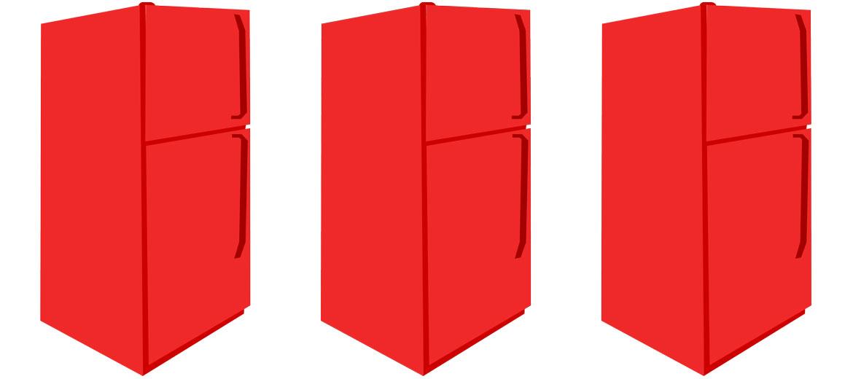 3Refrigerators-1170
