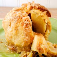 Lenon's Apple Dumplings