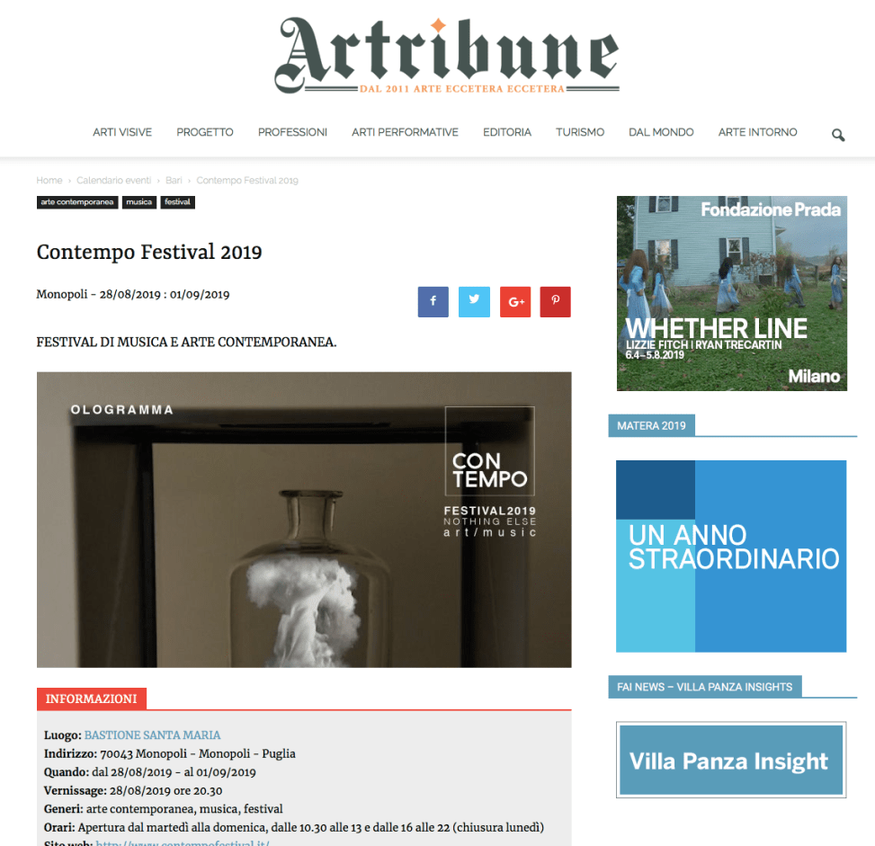 art-tribune
