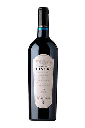 vino castello di ginori