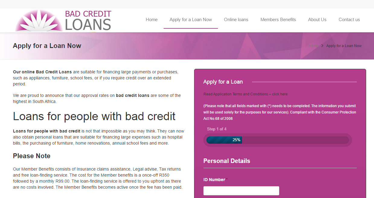 Blacklisted Loan Blacklisted Loans Loans For Blacklisted People