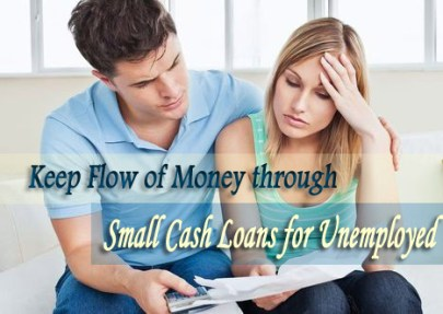 Handle Your Finances through Small Cash Loans for Unemployed People | Loan Store