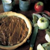 Toffee-apfel-tarte by Jamie Oliver