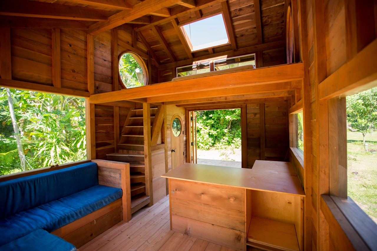 Small Homes Interior Tiny House Eco Design Challenge Local Earth