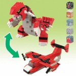 LEGO Pokemon Groudon