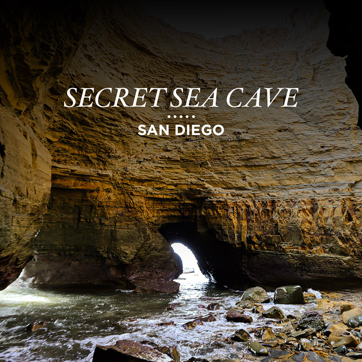 A Secret Sea Cave in San Diego » Local Adventurer » Travel