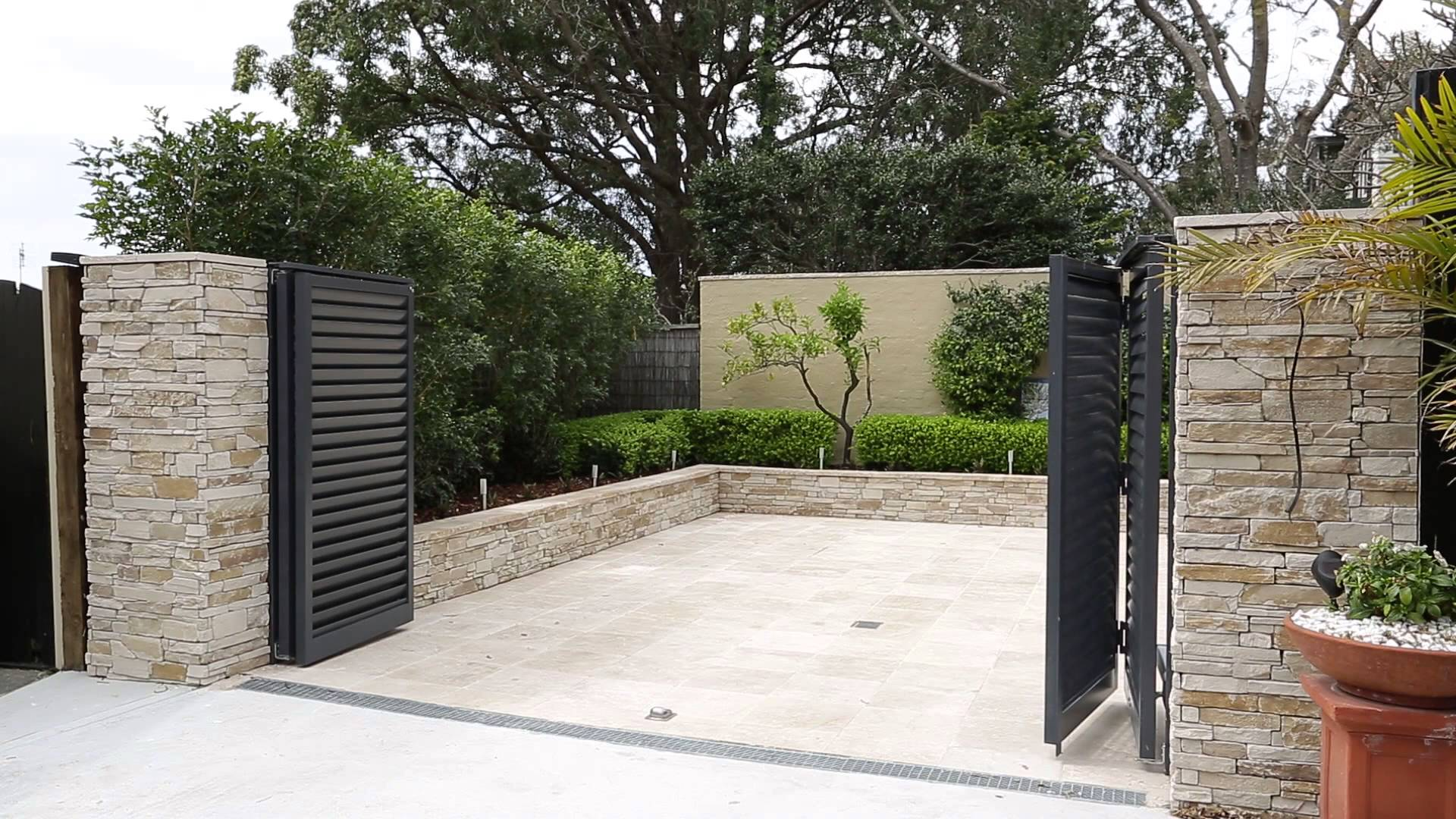 Giardino Yarn Automatic Gates Sliding Gates Mdi Garage Door Remotes
