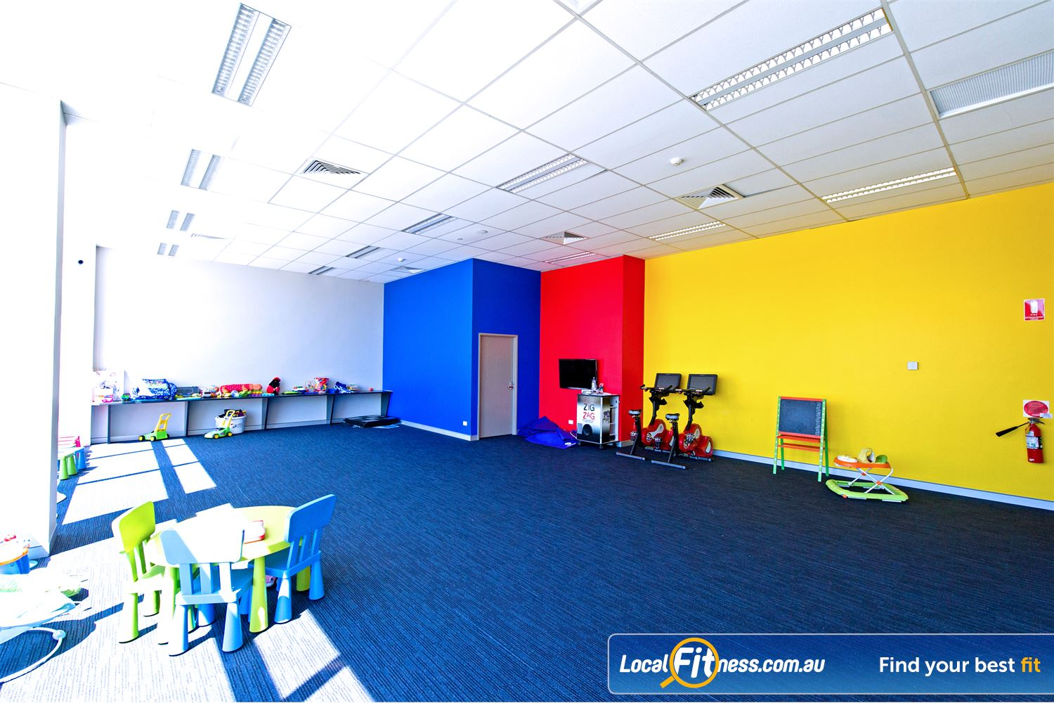 Child Care Centres Parramatta Genesis Fitness Clubs Gym Near Merrylands Your Children Will