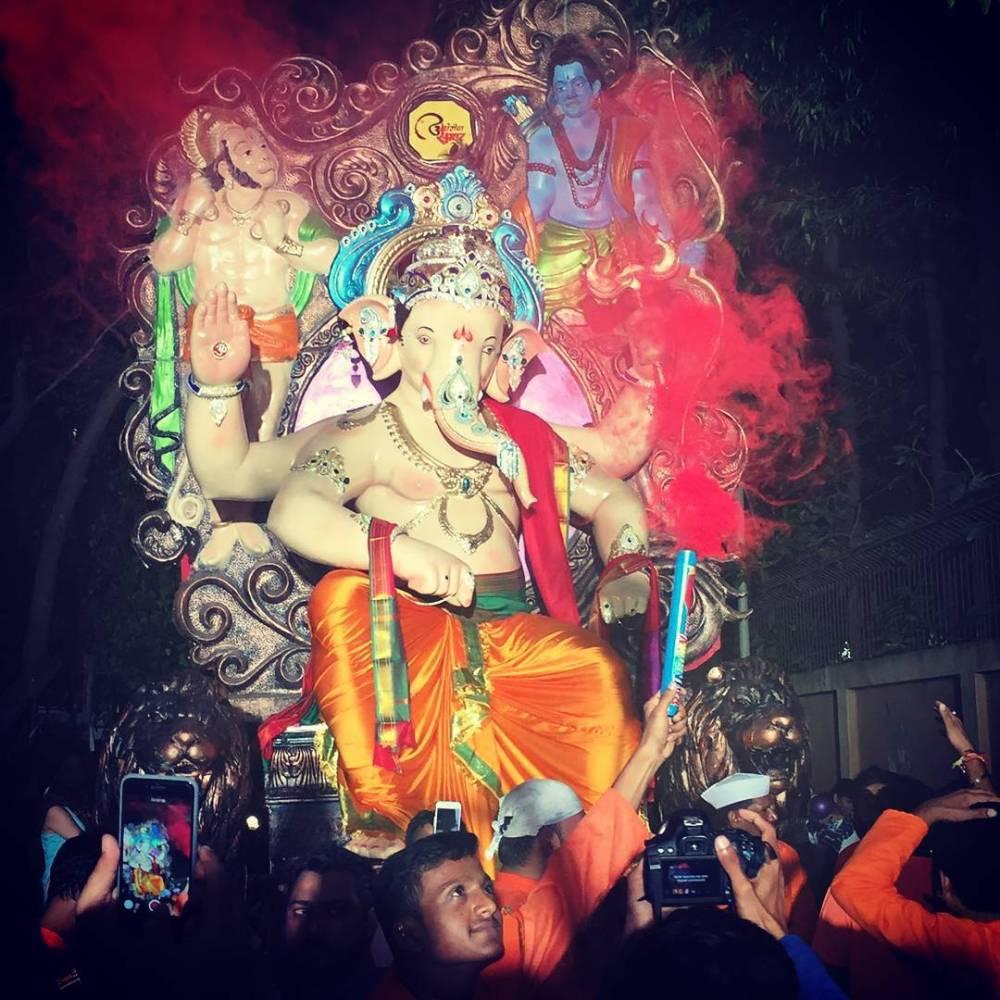 ganesha idols in hd tattoo design bild