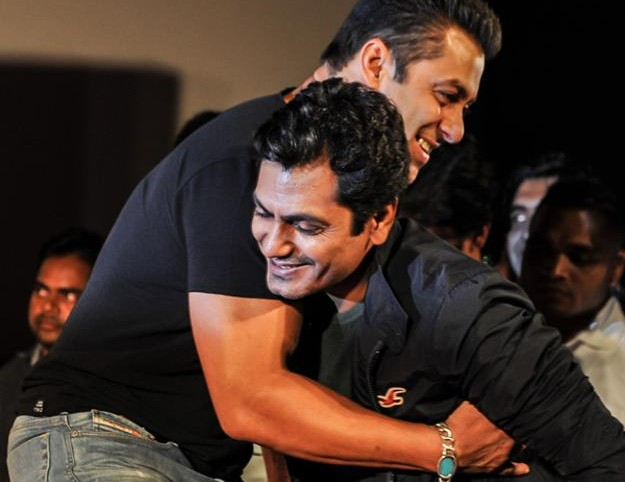 Nawazuddin is a one-take actor, says Salman