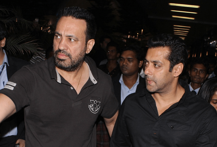 Salman Khan's bodyguard Shera booked for assaulting man