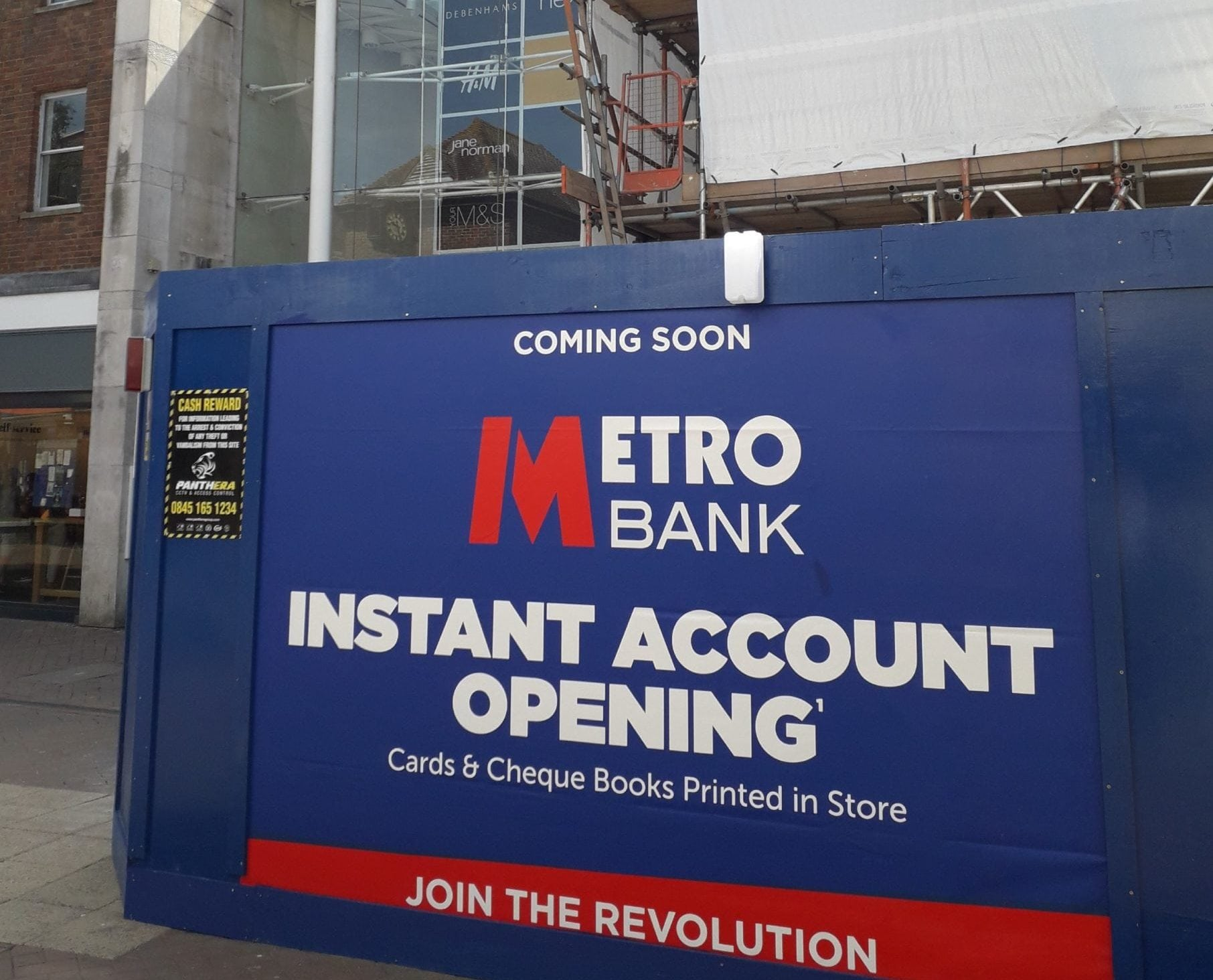 Metro Bank To Open Store In Ashford Kent S Number One - Metro Find A Store