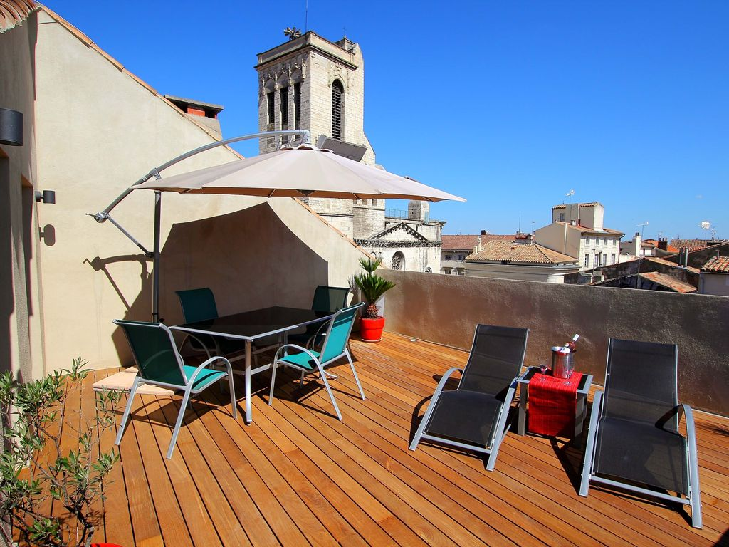 Location Appartement Toit Terrasse Marseille Location Appartement Nimes