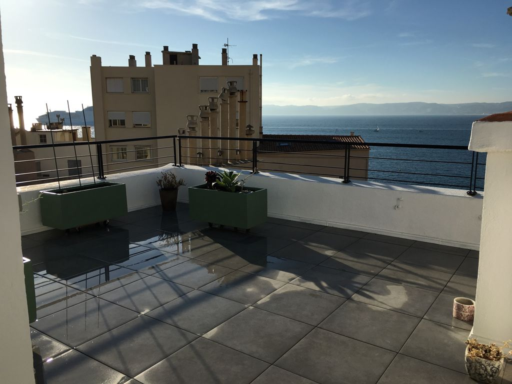 Location Appartement Toit Terrasse Marseille Appartement Terrasse Vue Mer Marseille Reconquetefrancaise Fr