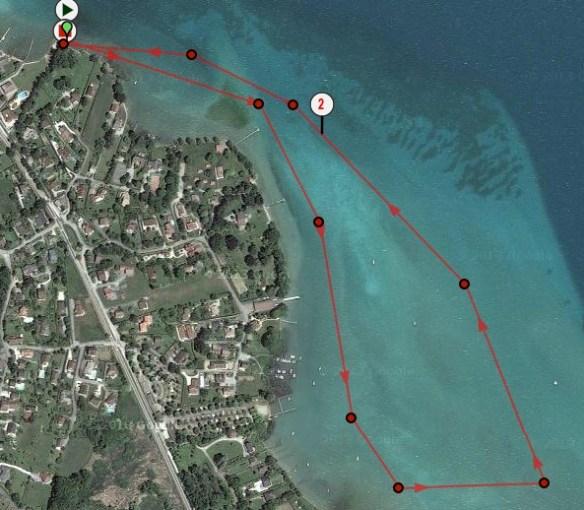 lagon ncy sup rando paddle Des parcours stand up paddle à découvrir !