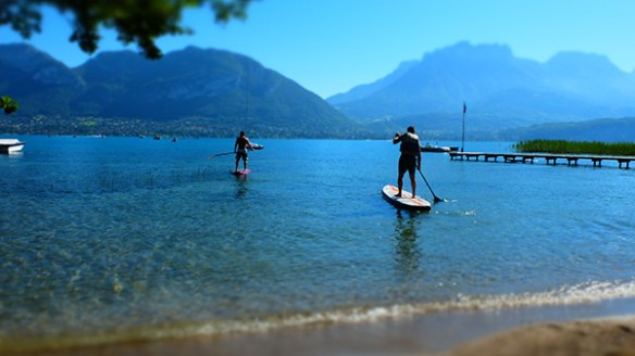 paddle septembre lac annecy ncy sup Un beau week end de paddle en perspective !
