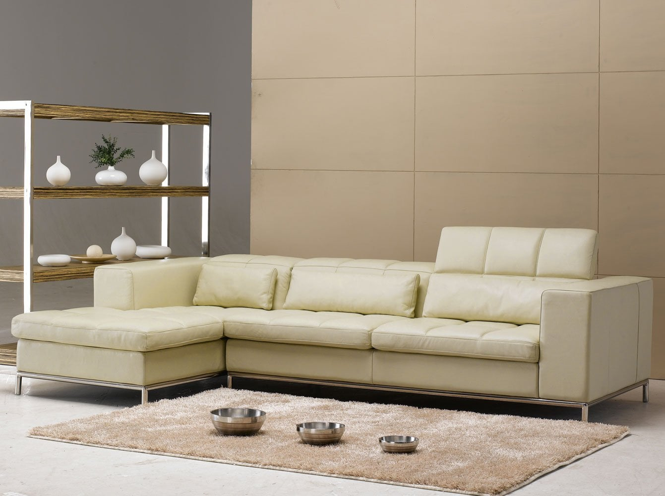 Beige Ledercouch The Best Way To Keep Clean Beige Leather Sofa – Loccie