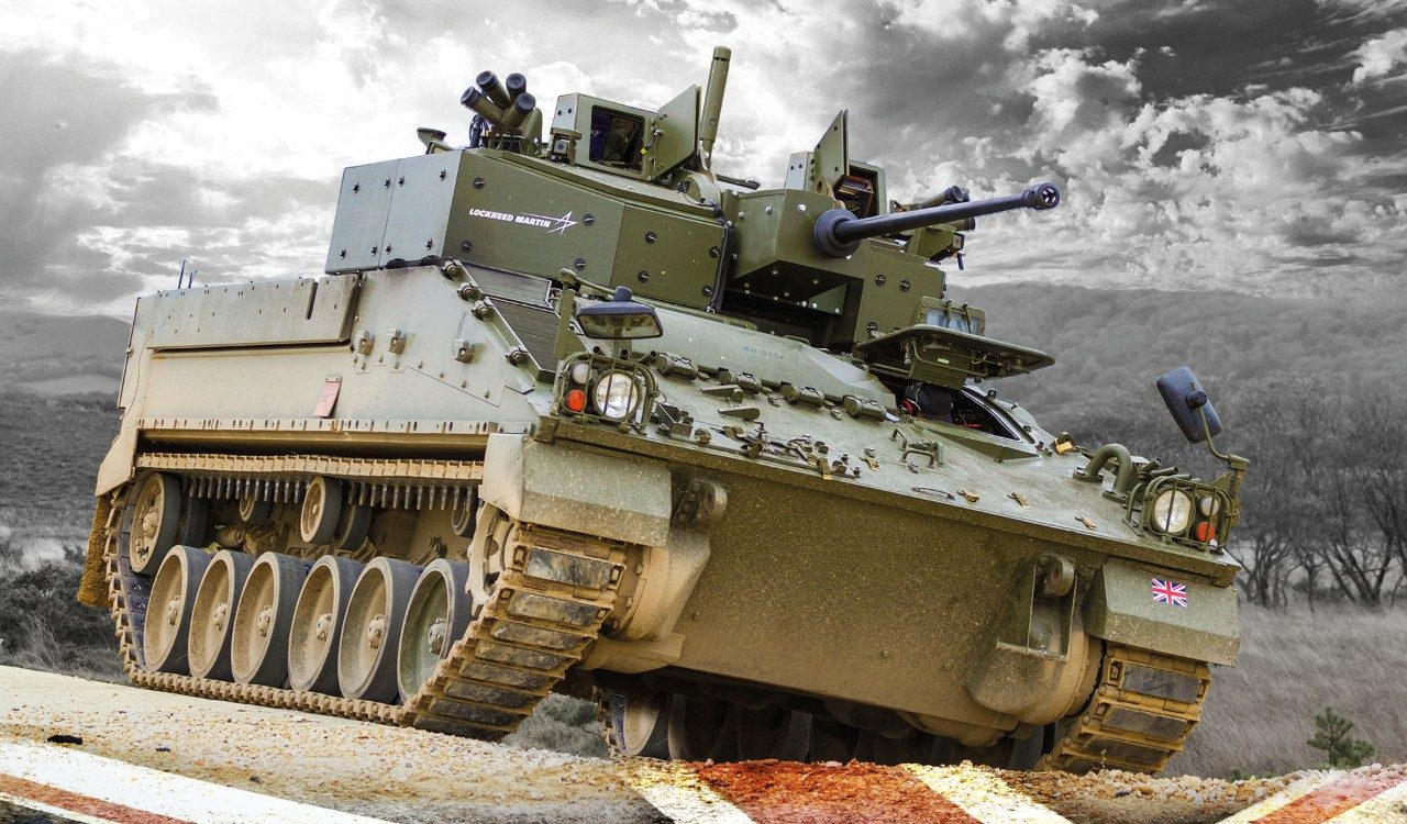 Vehicle Manufacturers In The Uk Armoured Vehicles Lockheed Martin