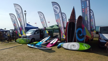 Try SUP for FREE in the North of England with Loco