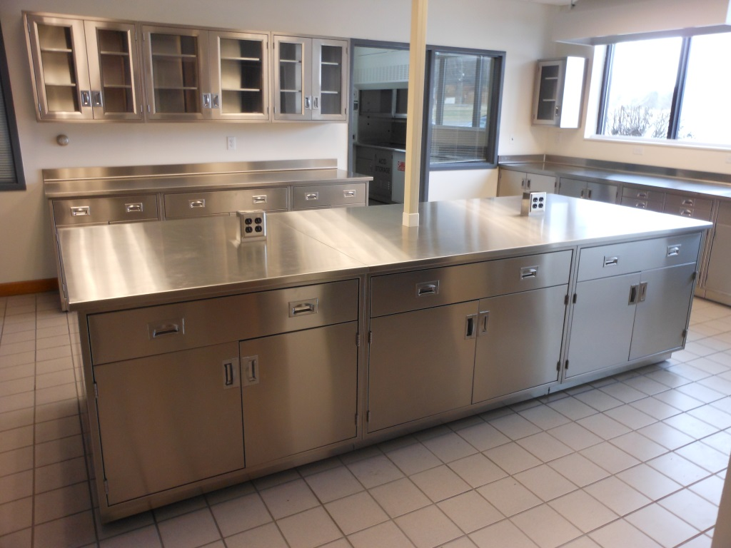 Stainless Countertop Stainless Steel Lab Countertops Tables Loc Scientific