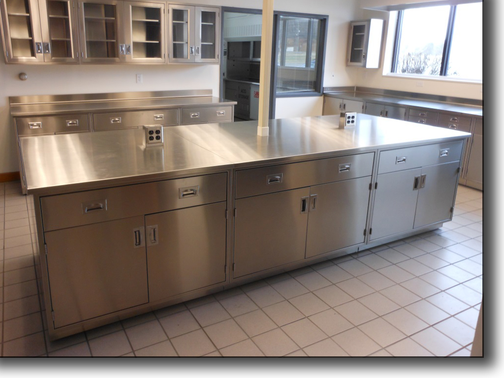 Stainless Steel Cabinets And Countertops Laboratory Cabinets And Countertops Cabinets Matttroy