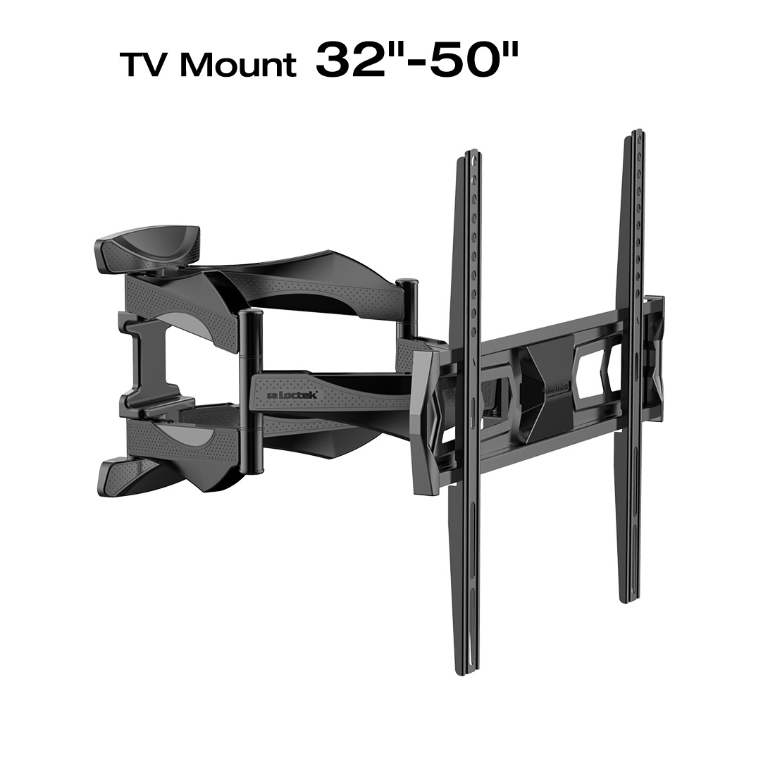 How To Make A Tv Wall Mount Articulating Tv Mounts Loctek Ergonomic