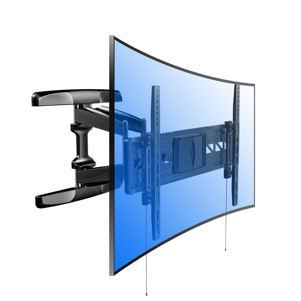 How To Make A Tv Wall Mount Create Your Own Man Cave Loctek Ergonomic