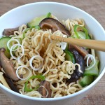 Momofuku: Ginger Scallion Noodles nach David Chang