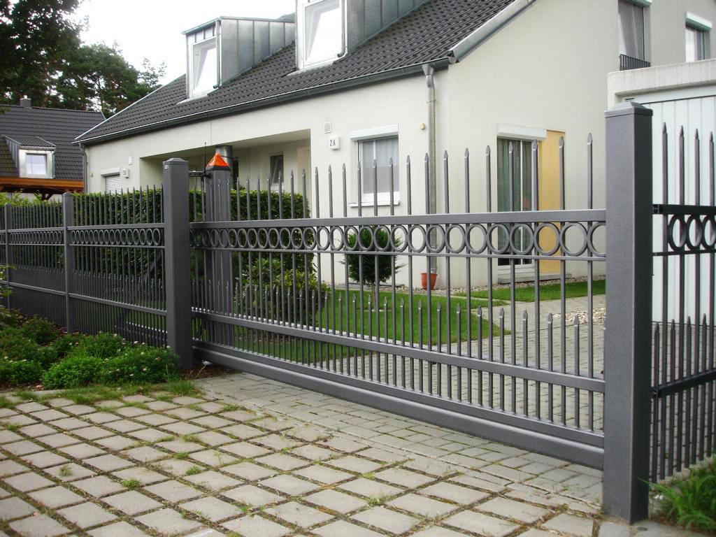 Wunderbar Loewe Zaun Dekoration Von Schiebetore Von Experten Nach Maß LÖwe Der