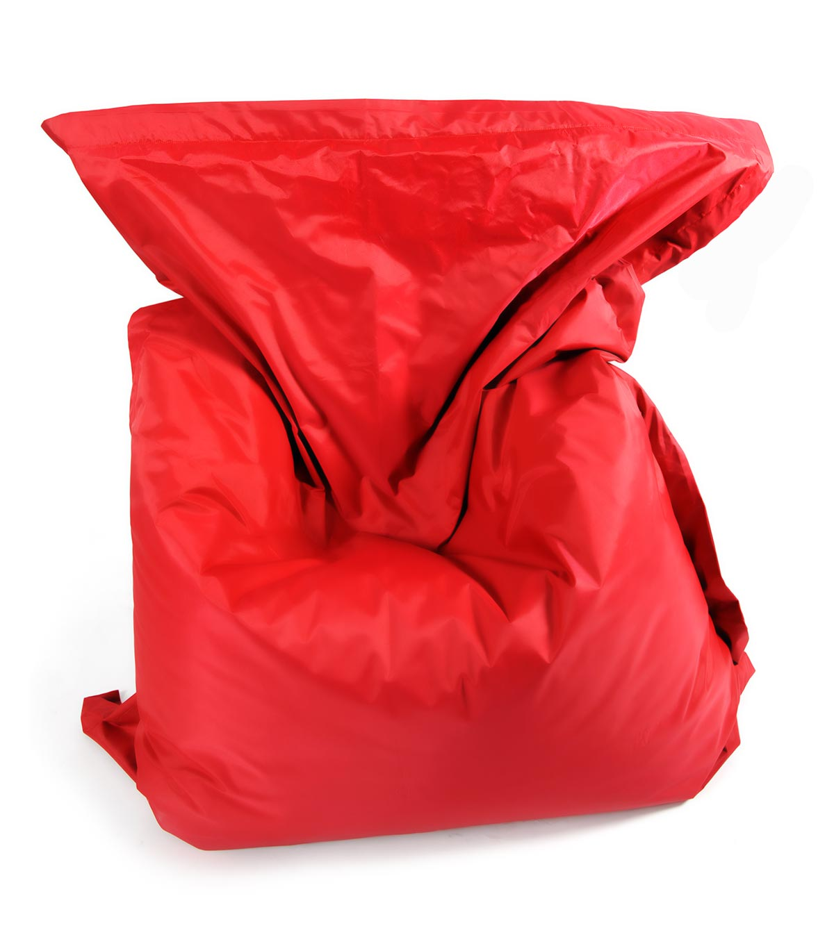 Pouf Rouge Pouf Loftbag Rouge