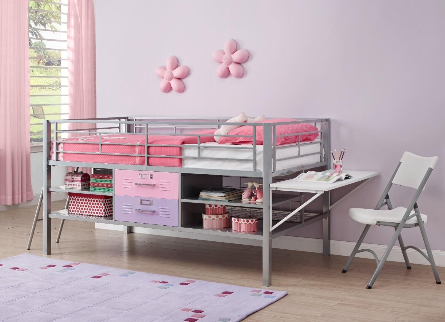 Cheap Bunk Beds Loft Beds For Kids With Desk For A Price You Can Afford