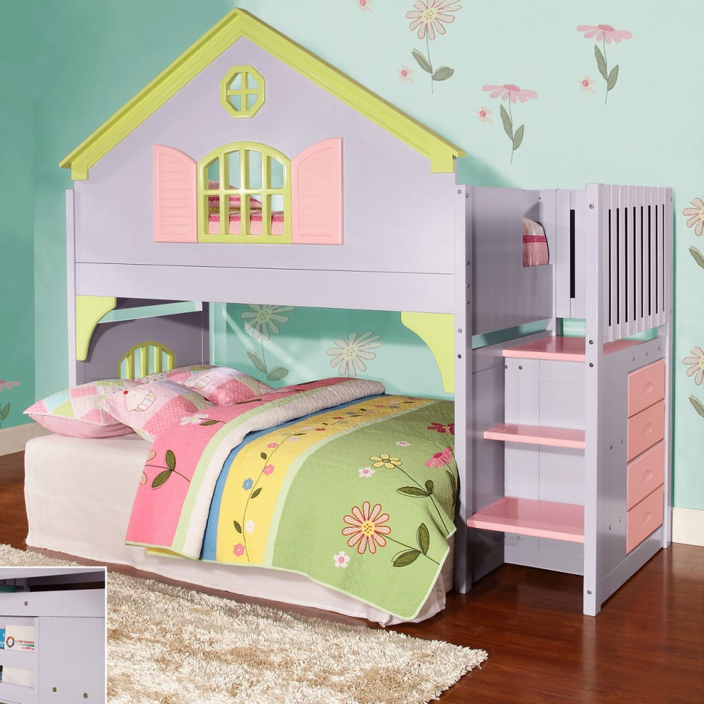 Double Loft Bed For Kids Loftbeddeals Great Deals And Customer Reviews On