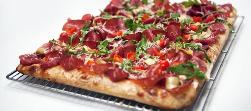 Mamma Roma et leurs pizzas…