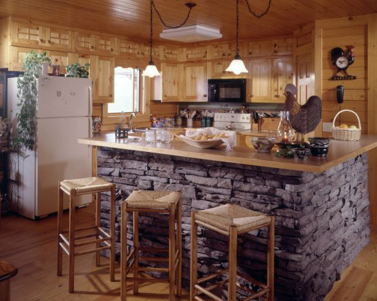 kitchen island stone accents beautiful kitchen island photos decobizz