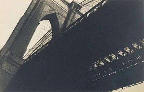 Walker Evans - Brooklyn Bridge - 1928
