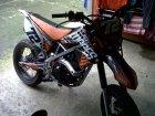 Modifikasi Kawasaki KLX