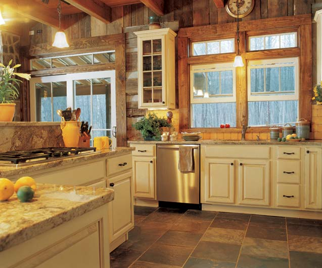 Simple square kitchen layout ideas easiest design white for Square kitchen designs with island